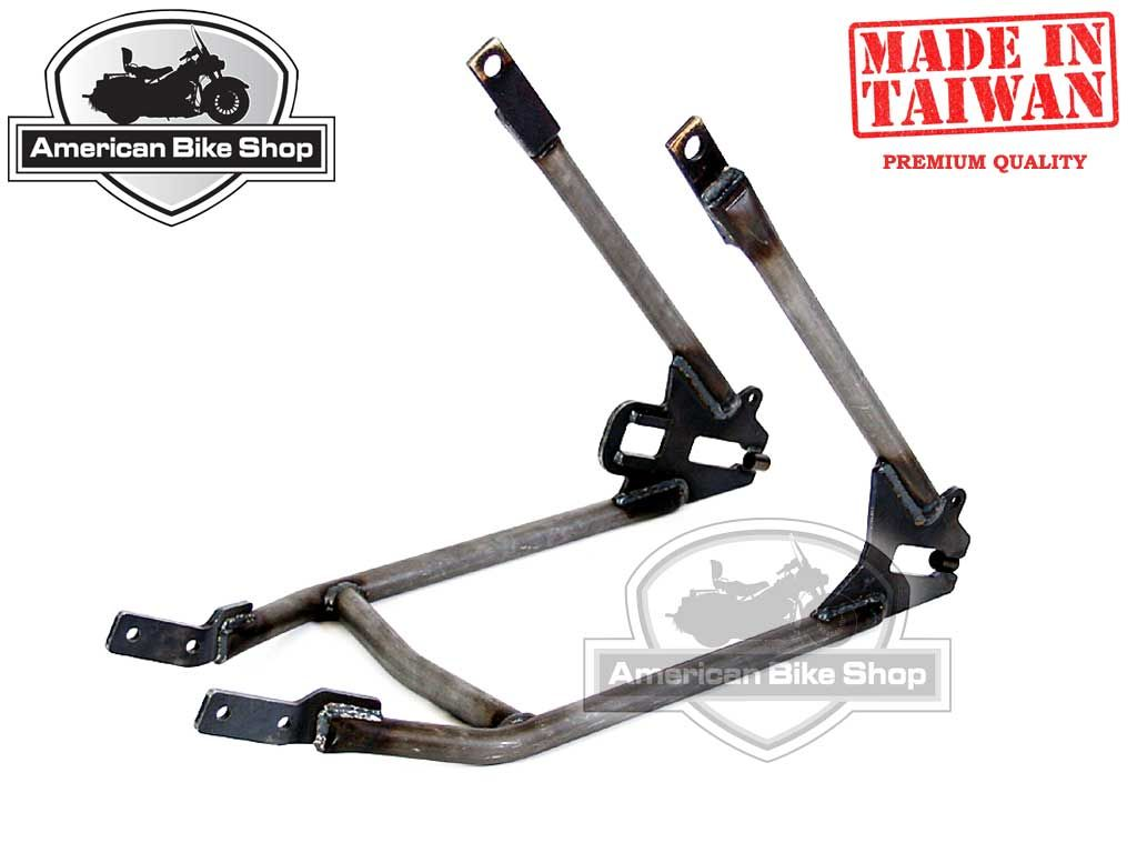 American Bike Shop - Frame en achterbrug - Hardtail - Bolt-On ...