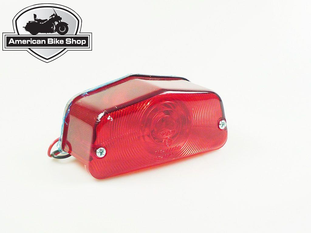 american bike shop verlichting achterlicht achterlicht std lucas standaard achterlicht