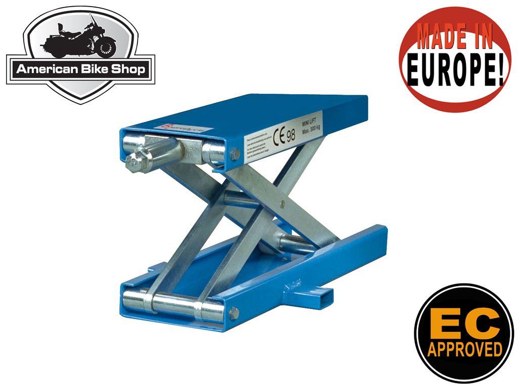Uitgelezene American Bike Shop - Gereedschap - Motor lift - Mini motor lift IQ-87